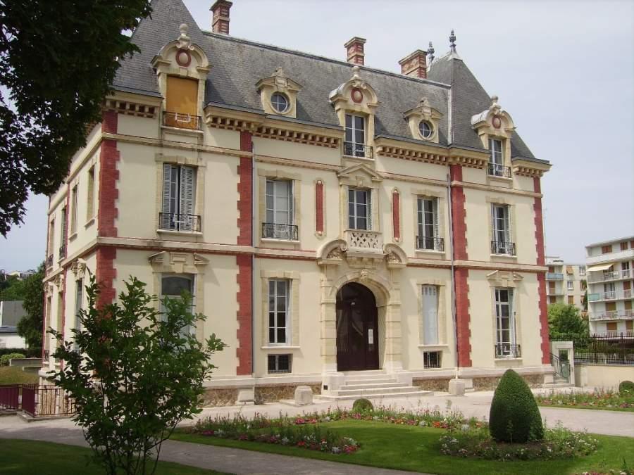 El Conservatorio de Música en Meaux