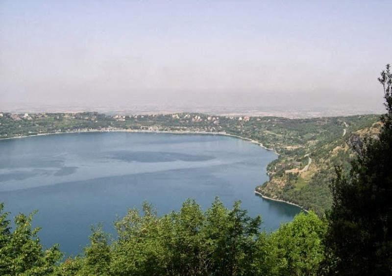 Lariano se encuentra dentro del Parque Regional de los Castelli Romani