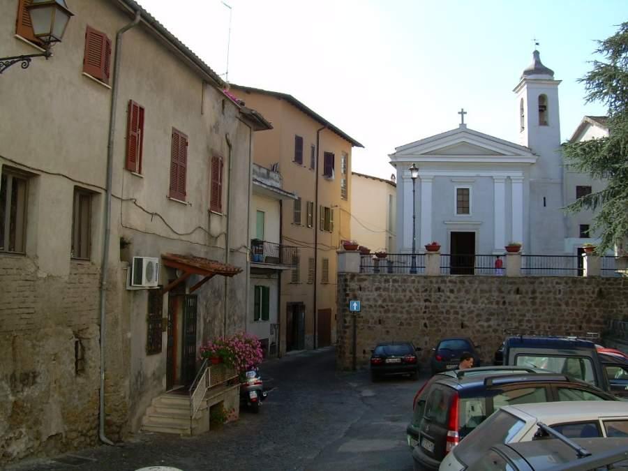 Iglesia de San Esteban en Valmontone