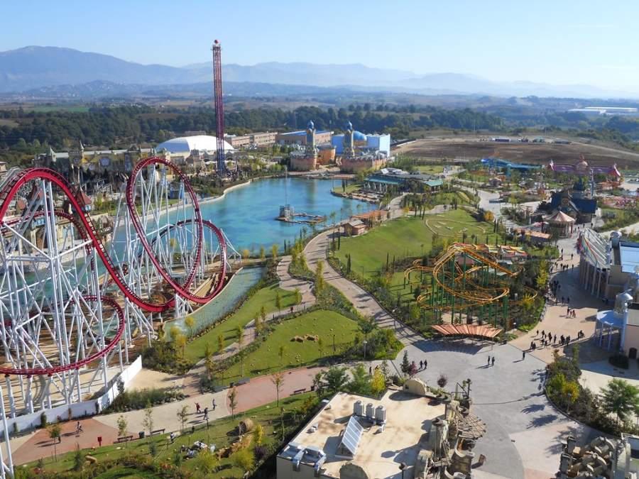 Parque de diversiones Rainbow Magic Land