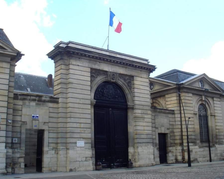 Casa de la Educación de la Legión de Honor en Saint-Denis
