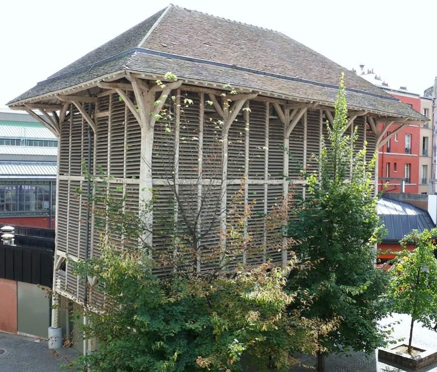 Maison des Arbalétriers en Saint-Denis