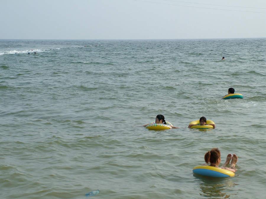Relájate en las diversas playas que posee Dalian