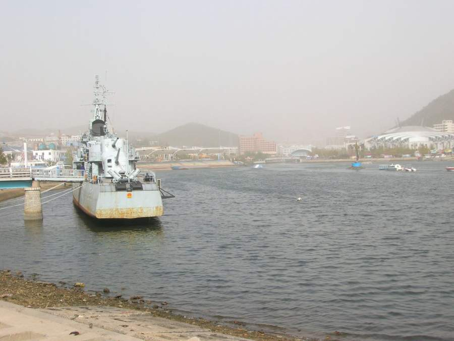 Dalian es un destino que cuenta con playas
