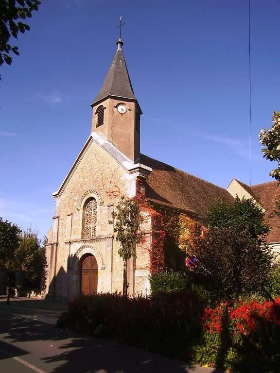 Iglesia de Saint-Pierre-et-Saint-Paul en Évry