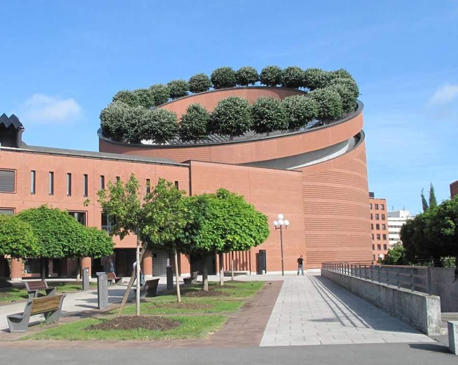 La Catedral de la Resurrección de San Corbiniano es de forma circular