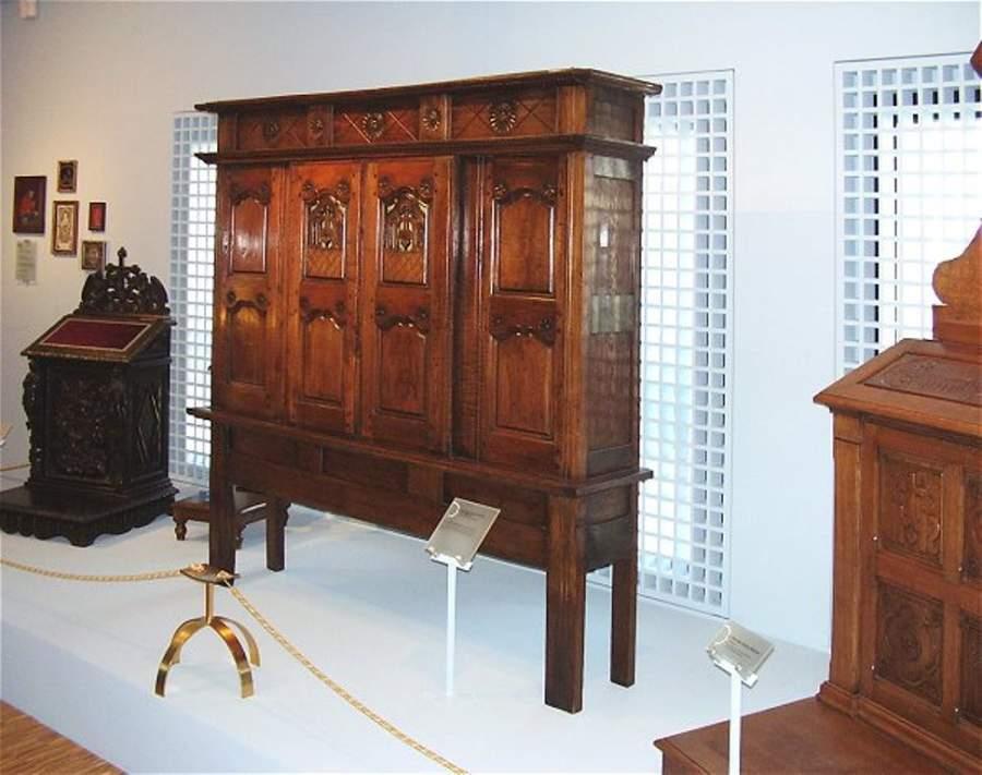 Interior del Museo Paul Delouvrier