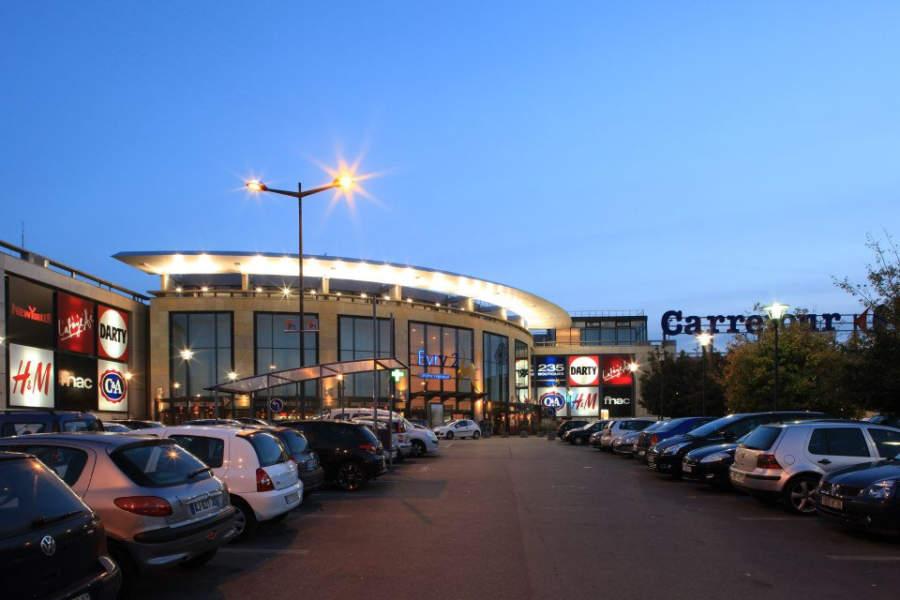 Centro comercial Quick Centre Commercial Évry 2