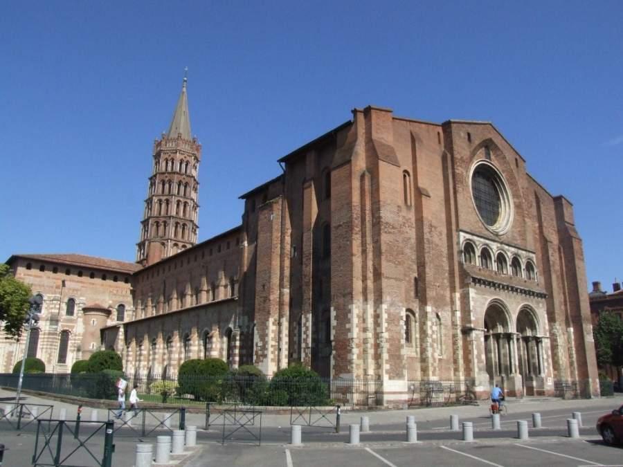 Basílica de San Saturnino en Toulouse