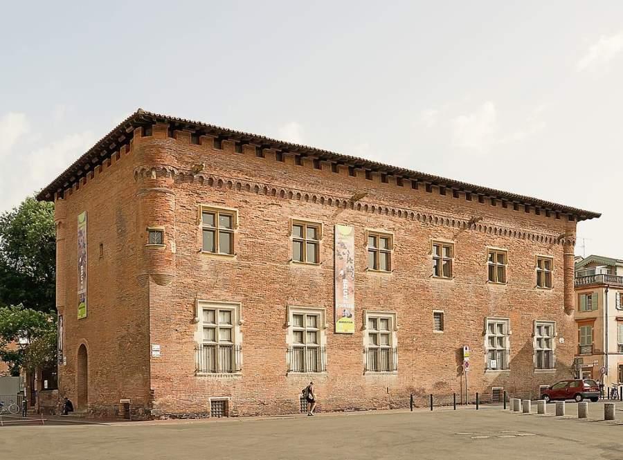 Musée Saint-Raymond en la ciudad de Toulouse