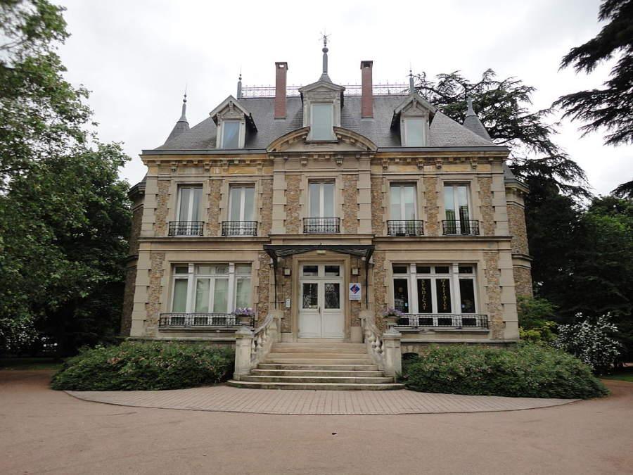 Château des Charmettes en Torcy