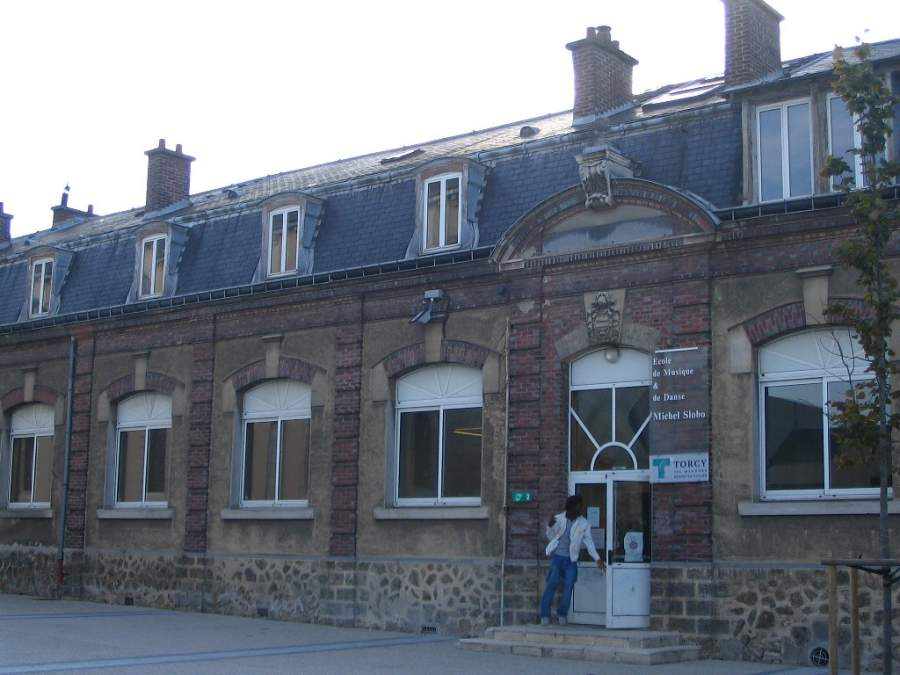 Escuela de Música y Danza en Torcy