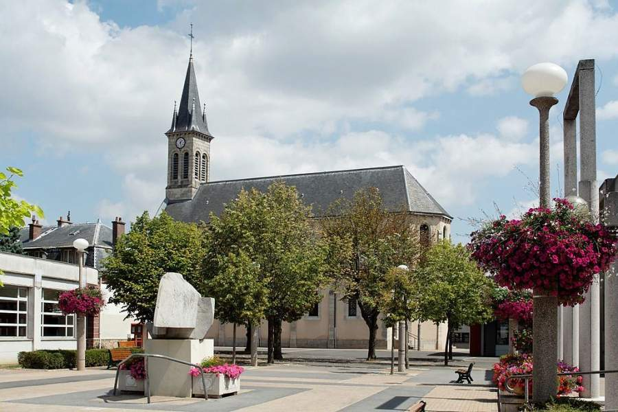 Iglesia de San Bartolomé de Torcy