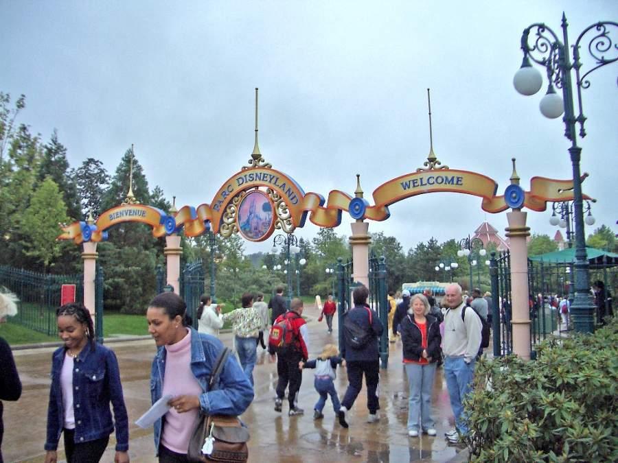 Complejo Disneyland® Paris en los alrededores de Torcy