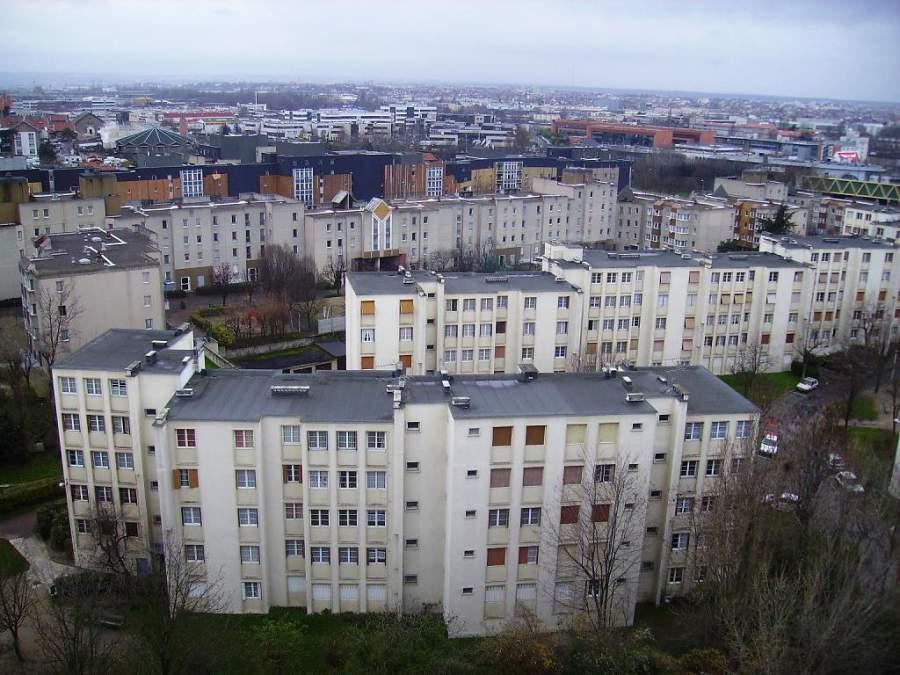 Panorama de la villa de Colombes