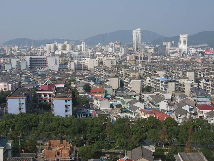 Zhoushan, Zhejiang, China