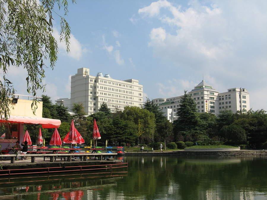 Visita el Parque Dinghai en la ciudad de Zhoushan