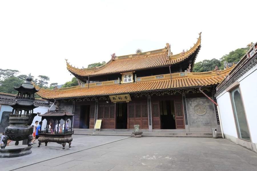 Admira la arquitectura de la ciudad de Ningbo