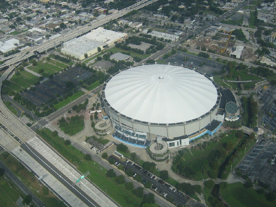 Estadio Tropicana Field