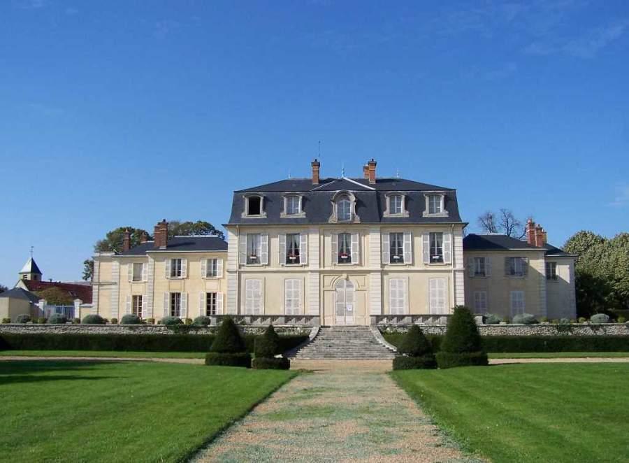 Château Aubert en Le Chesnay