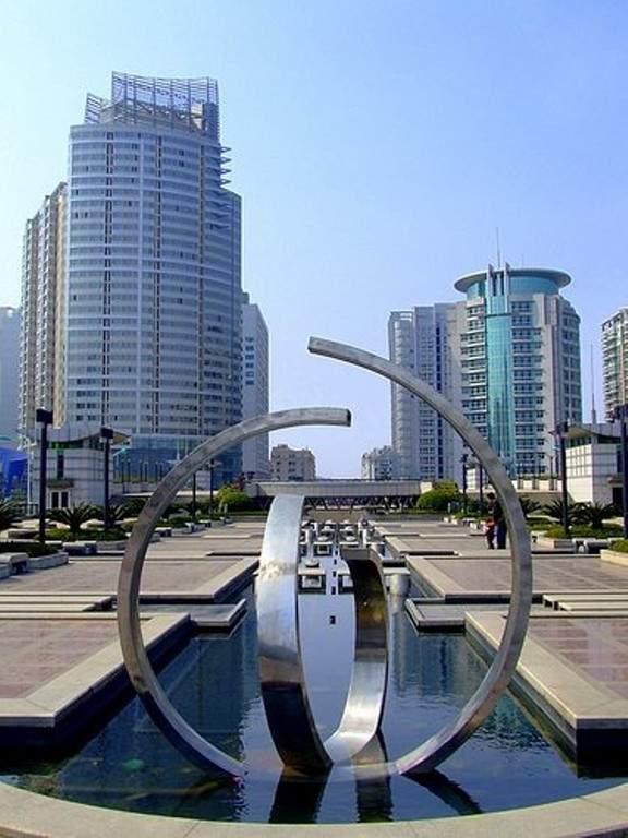 La ciudad de Wenzhou es un importante punto económico