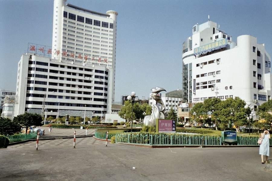Wenzhou es una ciudad cultural sobresaliente