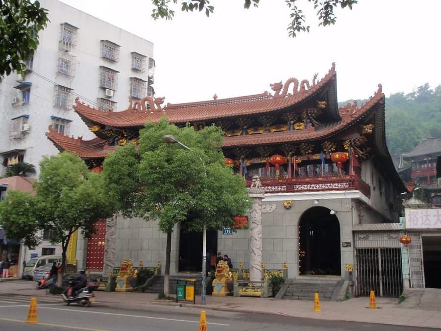 Conoce el Templo of Bao Gong en Wenzhou