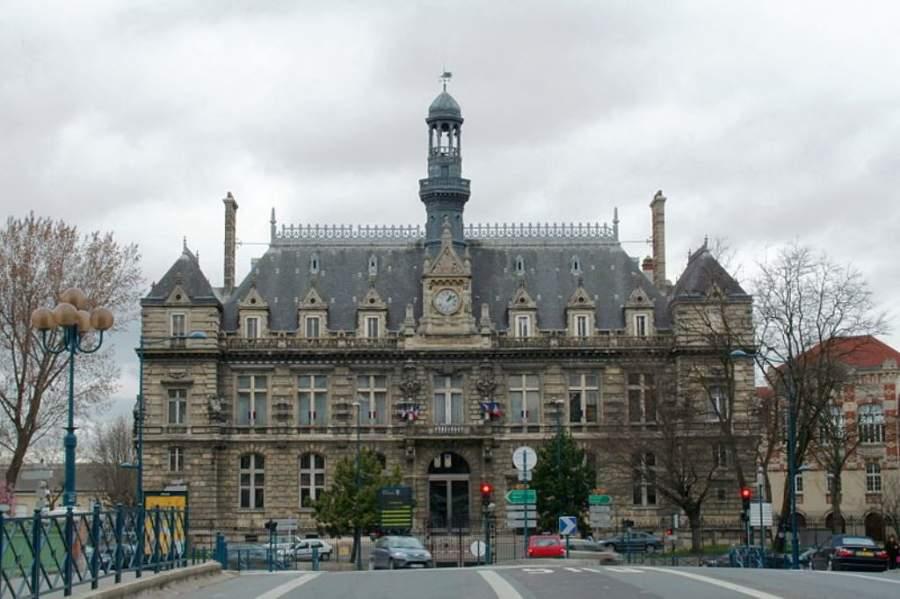 Ayuntamiento de la ciudad de Pantin