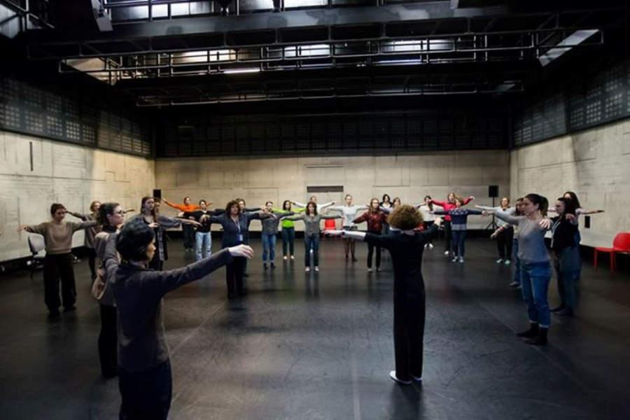 En el Centro Nacional de la Danza se imparten cursos y talleres