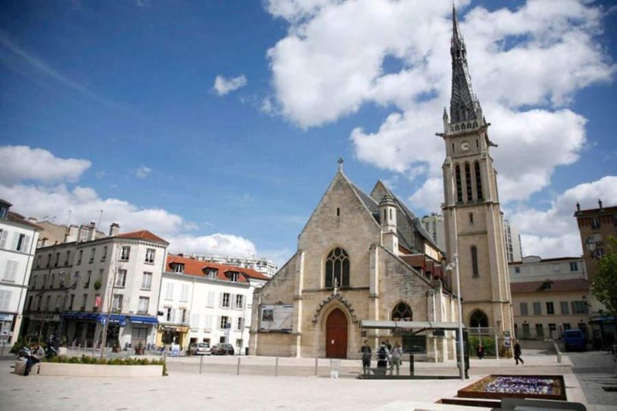 La Iglesia de San Remy es la más antigua de Vanves