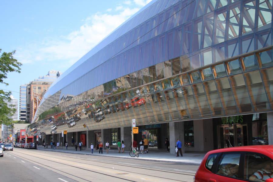 La Galería de Arte de Ontario es de los principales museos de Toronto