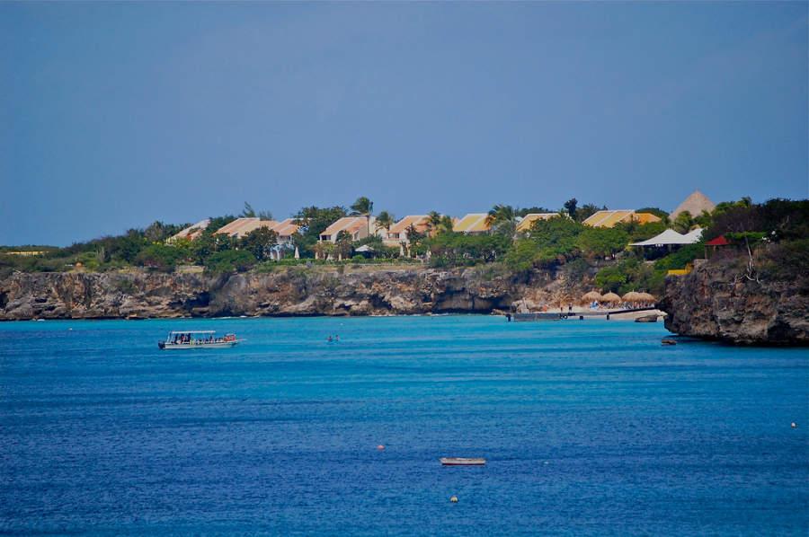 Westpunt cuenta con playas de color turquesa