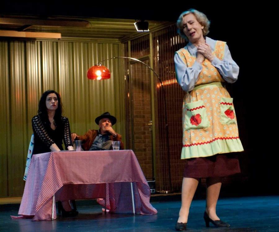 Obra de teatro en el recinto Théâtre 71