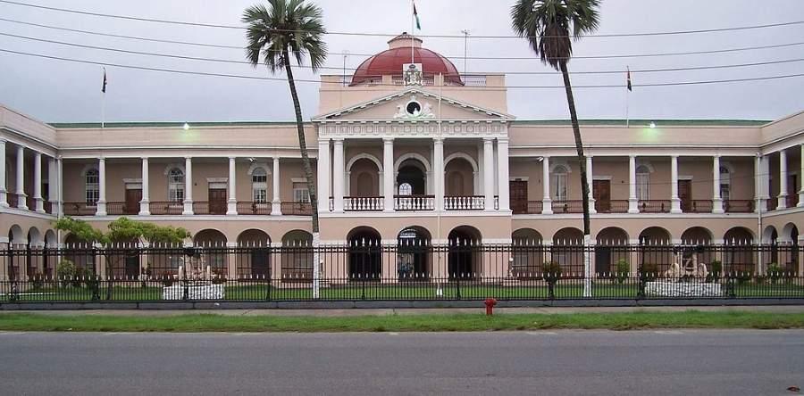 Edificio del Parlamento de Georgetown