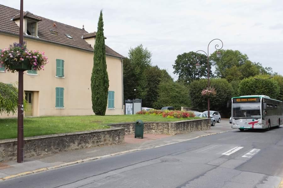 La ciudad de Fleury-Mérogis es conocida por su prisión