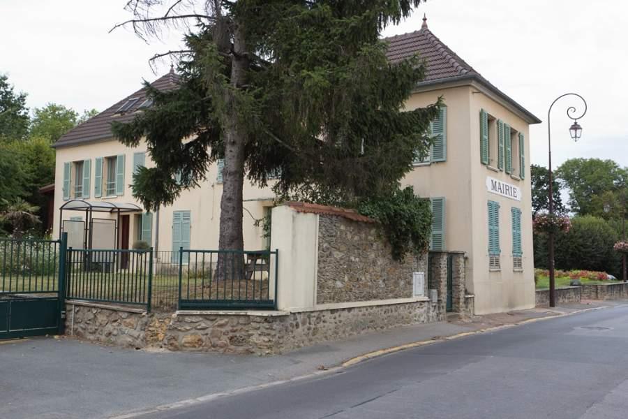 Edificio del Ayuntamiento de Fleury-Mérogis