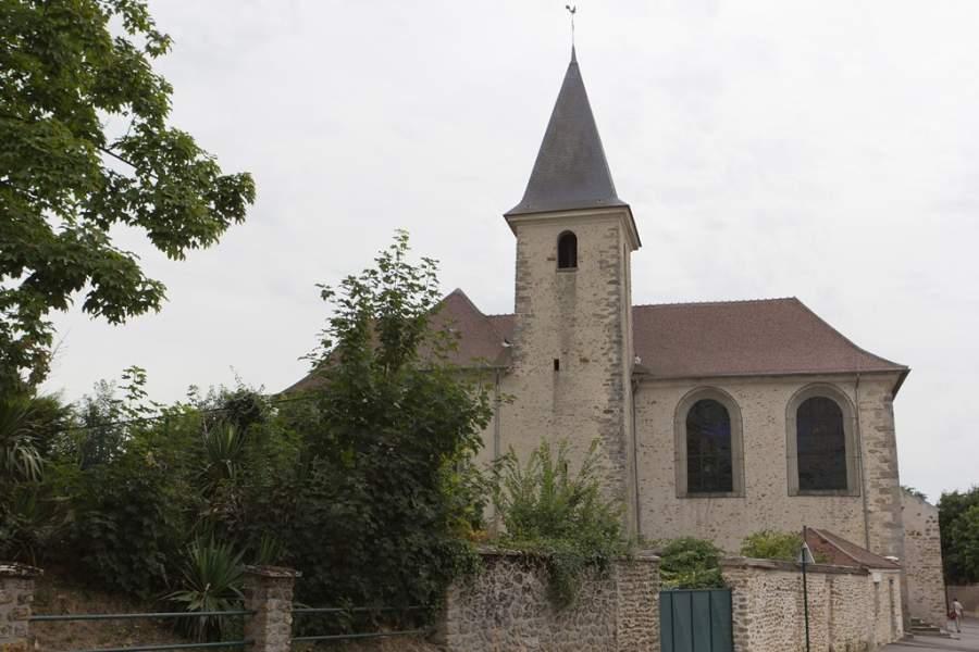 Iglesia de Saint-Rédempteur en Fleury-Mérogis