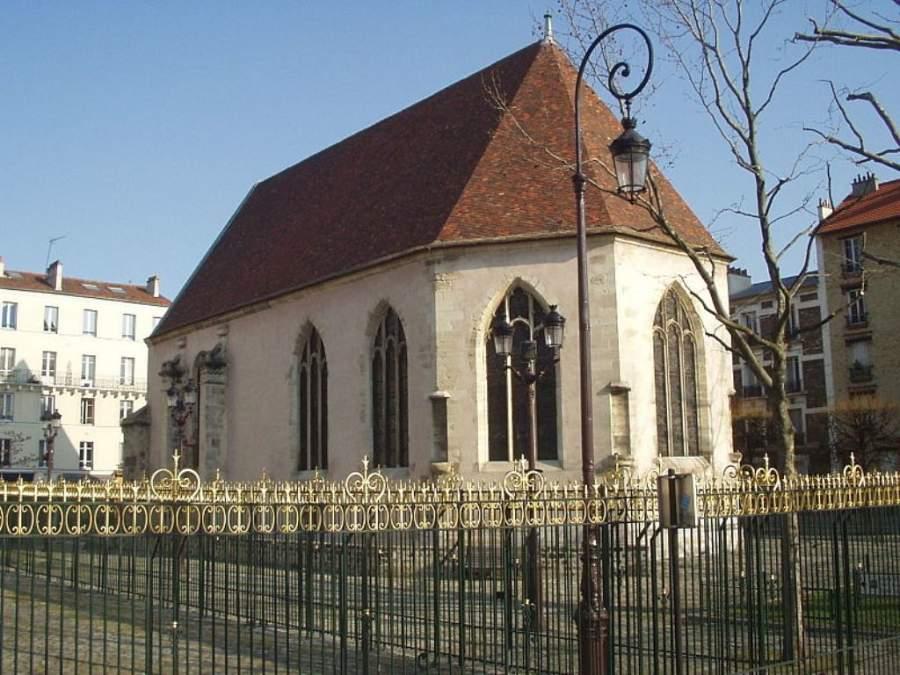 Iglesia de Notre-Dame de Pitié en Puteaux