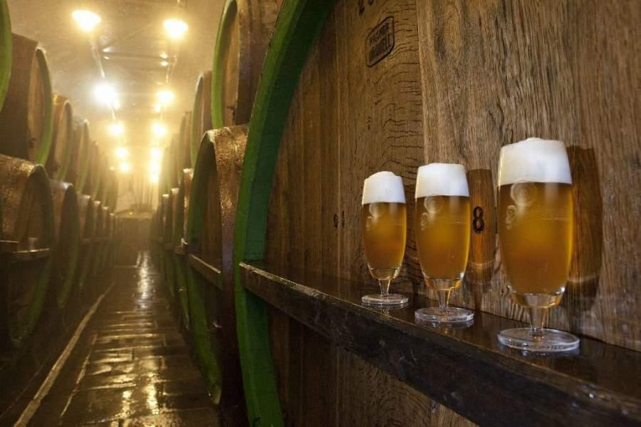 Pilsen es famosa por la fabricación de cerveza
