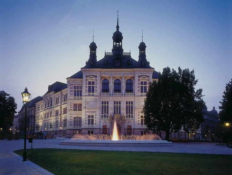 Museo de Bohemia Occidental en Pilsen