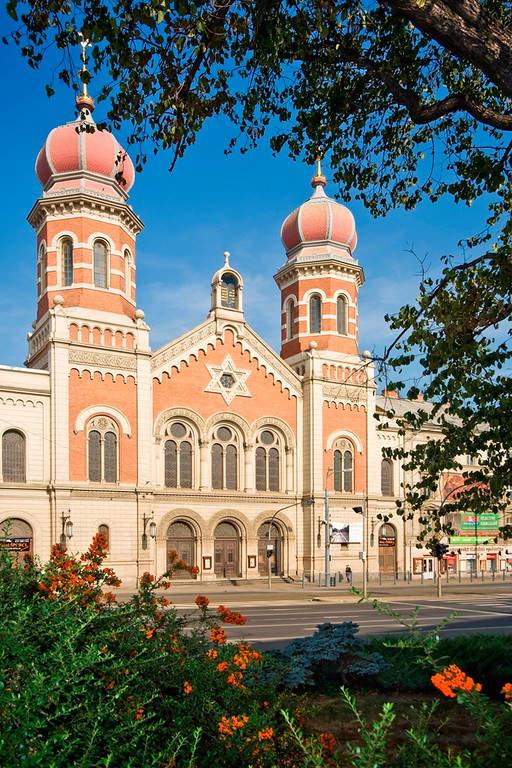 Catedral de St Barth en Pilsen
