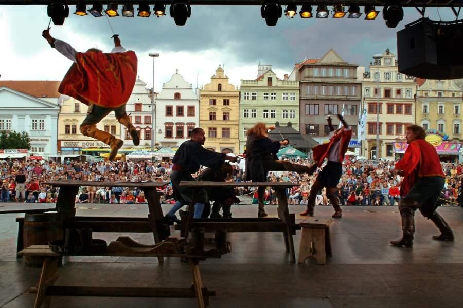 Carnaval en la ciudad de Pilsen