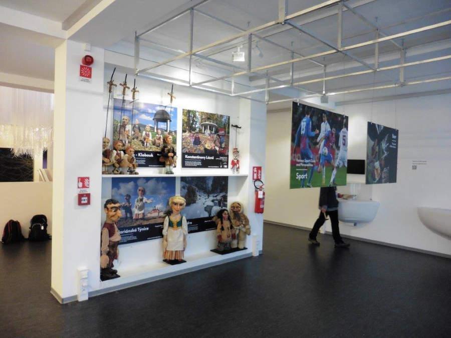 Museo de las Marionetas en Pilsen