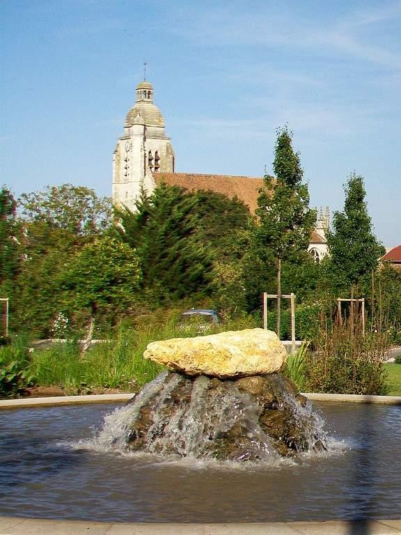 Toma la foto de diversas áreas naturales en Le Mesnil-Amelot