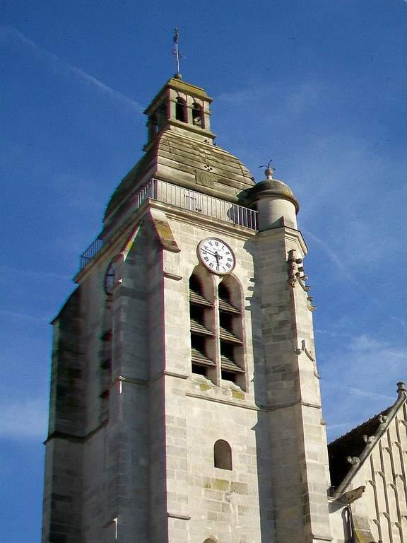 Conoce la Iglesia de San Martín en Le Mesnil-Amelot