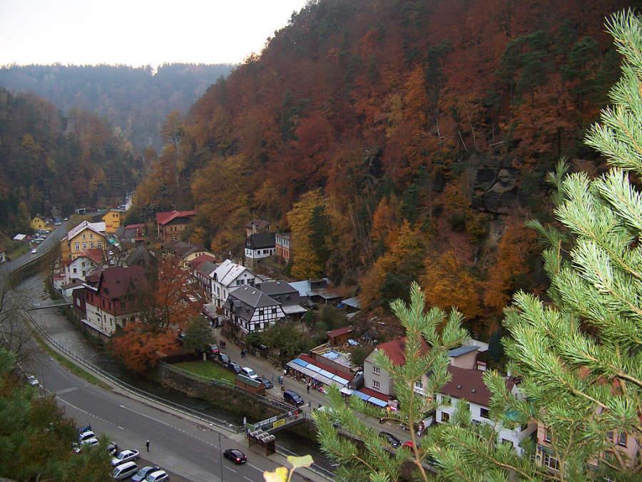Hrensko, Ústí nad Labem, República Checa