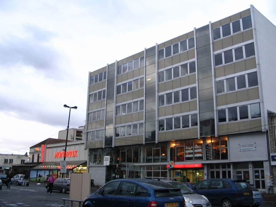 Centro comercial en Champigny-sur-Marne