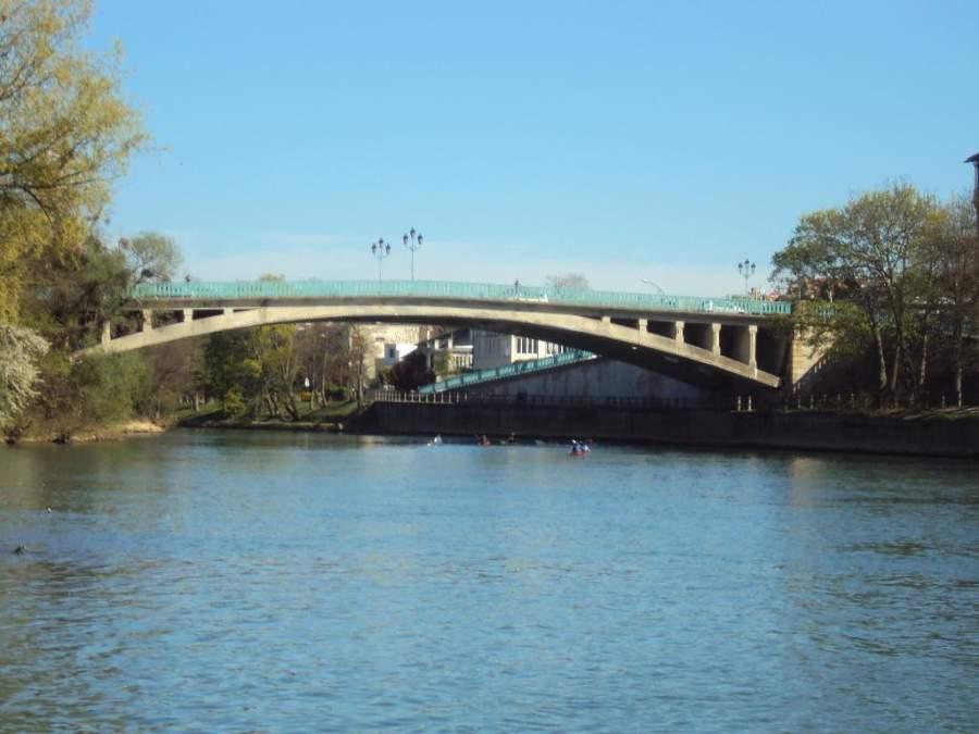 Puente en Champigny-sur-Marne