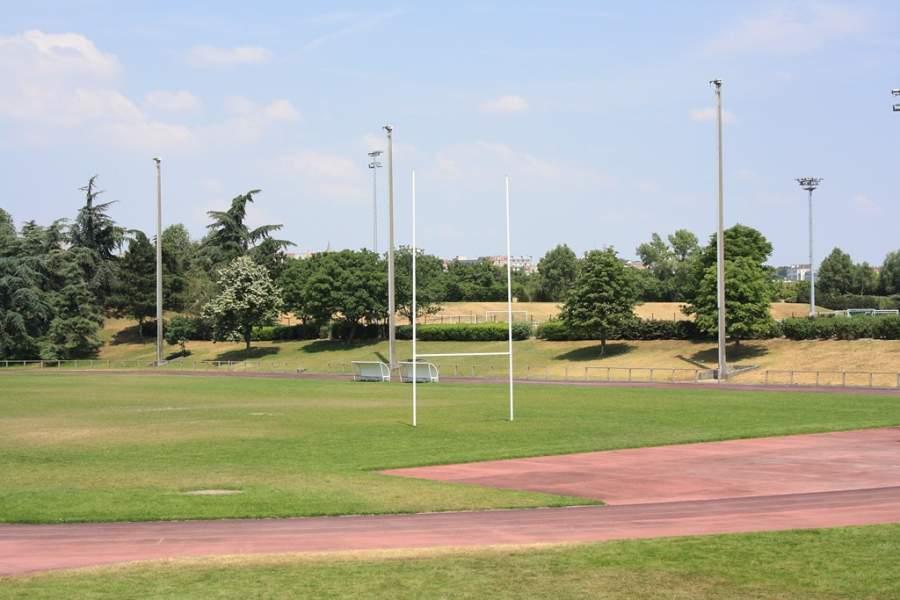 Parque Departamental de Tremblay en Champigny-sur-Marne