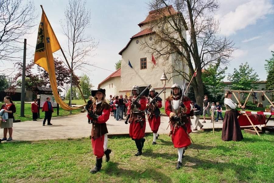 El Castillo de Ostrava-Silesia es uno de los monumentos culturales históricos de la ciudad